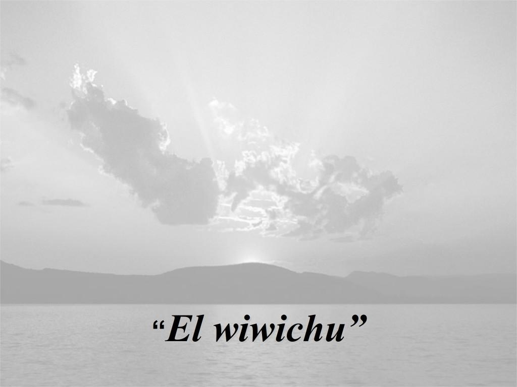 El wiwichu